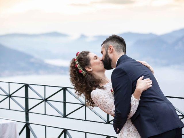 Il matrimonio di Enri e Irene a Iseo, Brescia 11