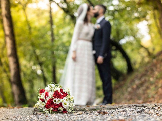 Il matrimonio di Enri e Irene a Iseo, Brescia 13