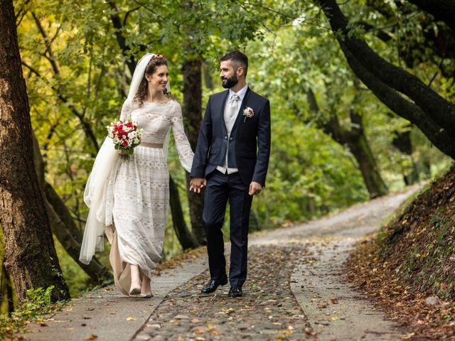 Il matrimonio di Enri e Irene a Iseo, Brescia 14