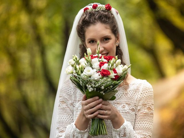 Il matrimonio di Enri e Irene a Iseo, Brescia 16