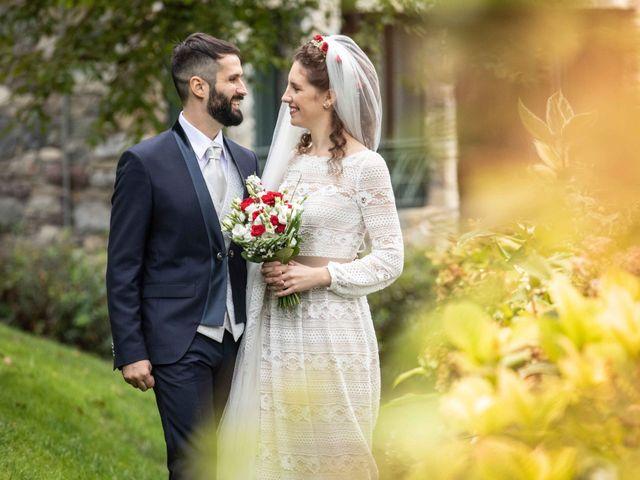Il matrimonio di Enri e Irene a Iseo, Brescia 17