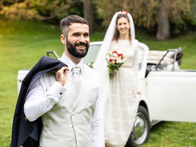 Il matrimonio di Enri e Irene a Iseo, Brescia 18