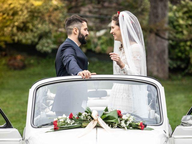 Il matrimonio di Enri e Irene a Iseo, Brescia 19