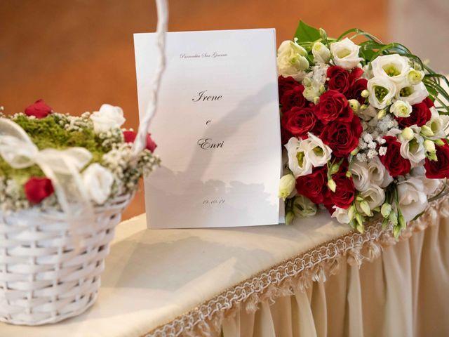 Il matrimonio di Enri e Irene a Iseo, Brescia 73