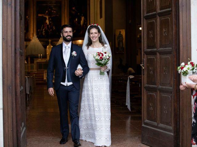 Il matrimonio di Enri e Irene a Iseo, Brescia 77