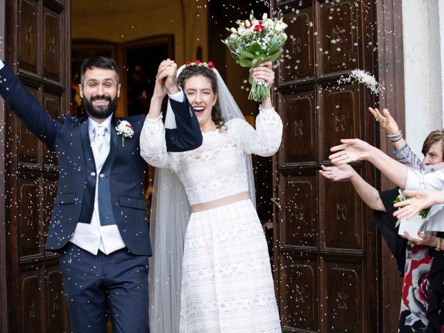 Il matrimonio di Enri e Irene a Iseo, Brescia 78