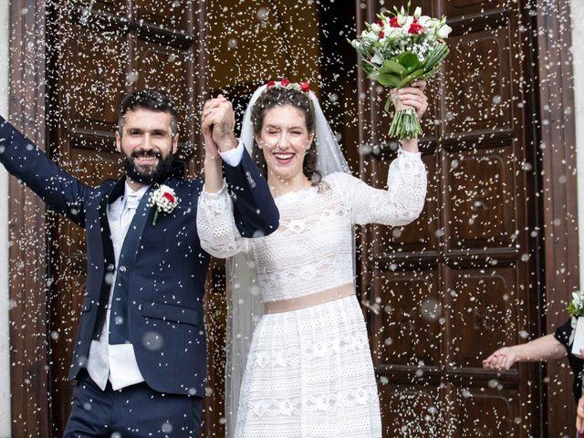 Il matrimonio di Enri e Irene a Iseo, Brescia 79