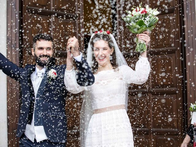 Il matrimonio di Enri e Irene a Iseo, Brescia 80