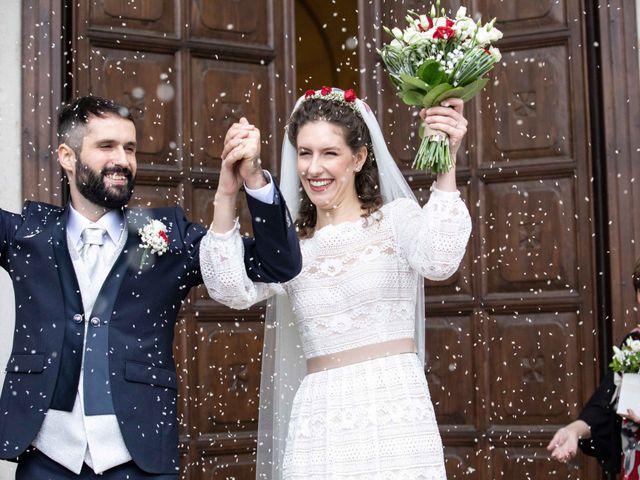 Il matrimonio di Enri e Irene a Iseo, Brescia 81