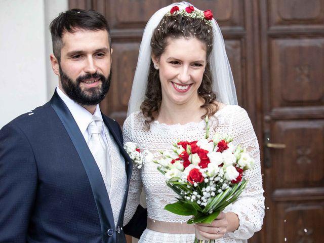 Il matrimonio di Enri e Irene a Iseo, Brescia 83