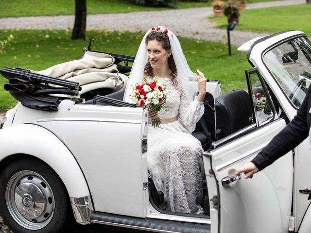 Il matrimonio di Enri e Irene a Iseo, Brescia 85