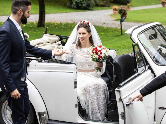 Il matrimonio di Enri e Irene a Iseo, Brescia 86