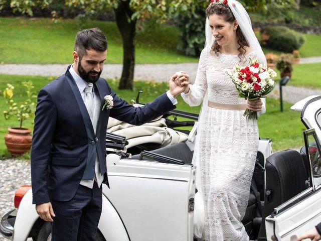 Il matrimonio di Enri e Irene a Iseo, Brescia 87