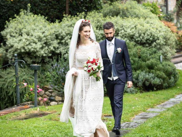 Il matrimonio di Enri e Irene a Iseo, Brescia 88