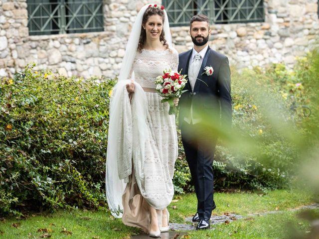 Il matrimonio di Enri e Irene a Iseo, Brescia 89