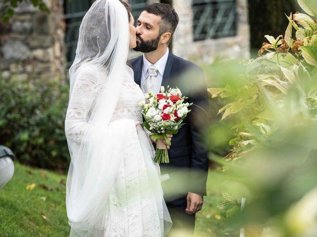 Il matrimonio di Enri e Irene a Iseo, Brescia 91