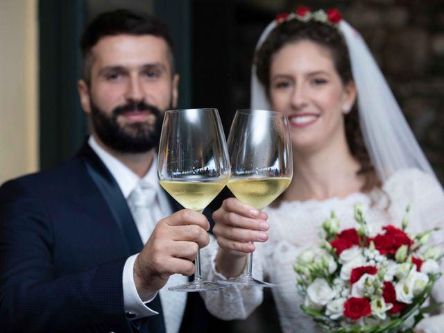 Il matrimonio di Enri e Irene a Iseo, Brescia 92