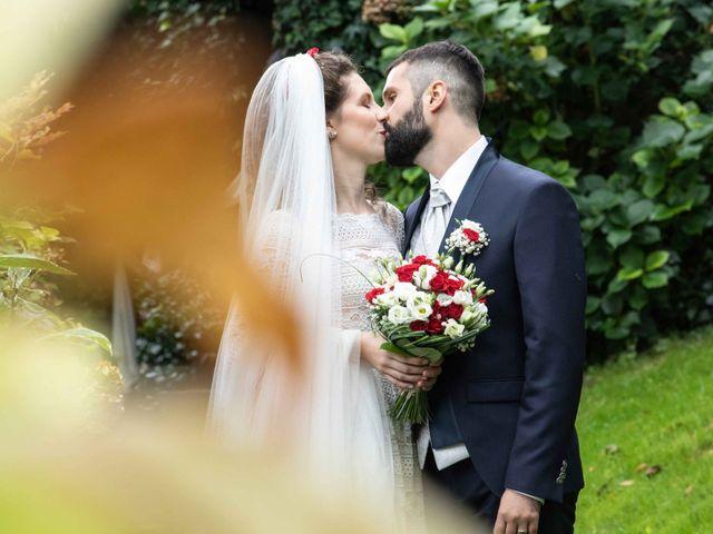 Il matrimonio di Enri e Irene a Iseo, Brescia 95