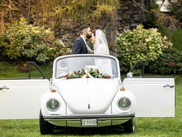 Il matrimonio di Enri e Irene a Iseo, Brescia 99