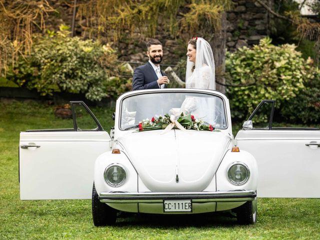 Il matrimonio di Enri e Irene a Iseo, Brescia 100