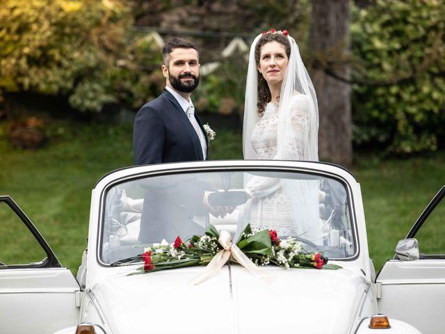 Il matrimonio di Enri e Irene a Iseo, Brescia 101