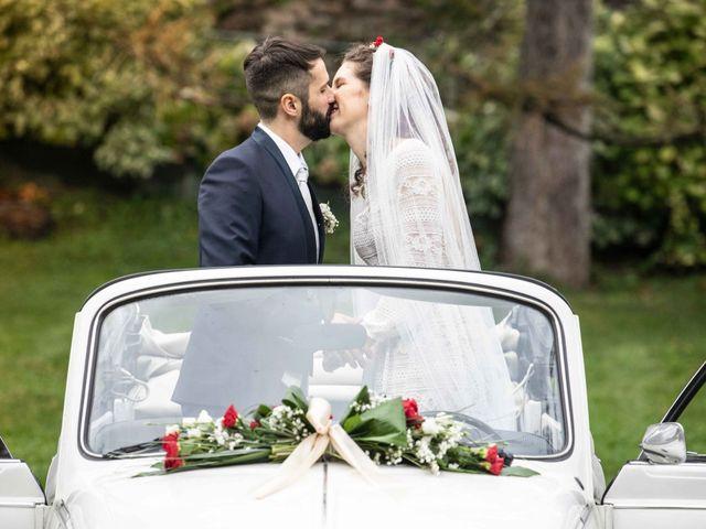 Il matrimonio di Enri e Irene a Iseo, Brescia 102