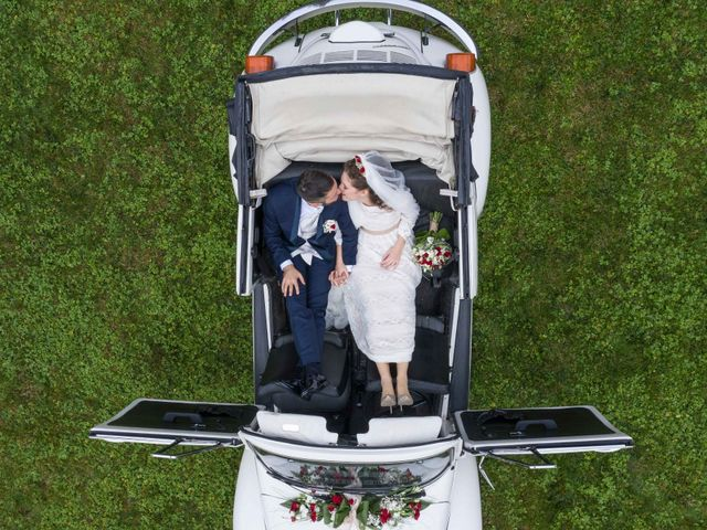 Il matrimonio di Enri e Irene a Iseo, Brescia 105
