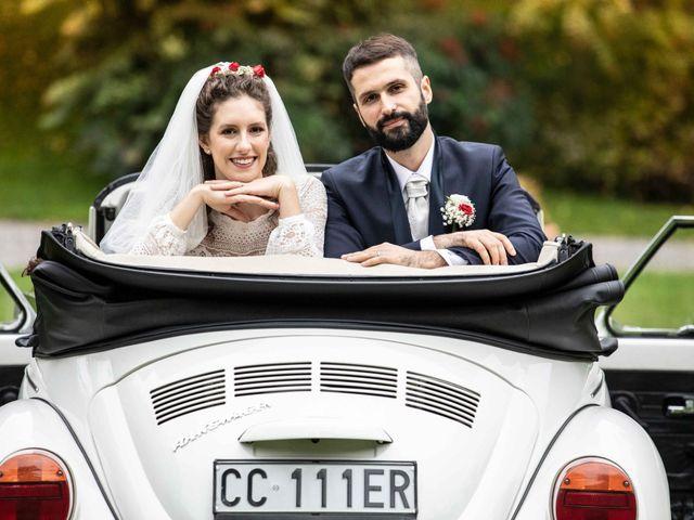 Il matrimonio di Enri e Irene a Iseo, Brescia 106