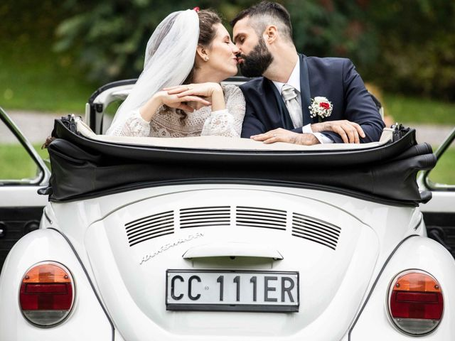 Il matrimonio di Enri e Irene a Iseo, Brescia 107