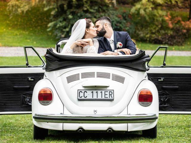 Il matrimonio di Enri e Irene a Iseo, Brescia 108