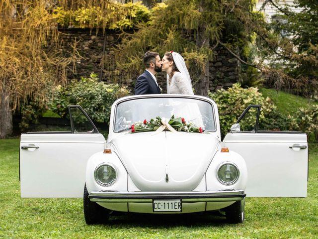 Il matrimonio di Enri e Irene a Iseo, Brescia 110