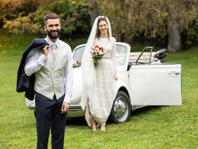 Il matrimonio di Enri e Irene a Iseo, Brescia 111