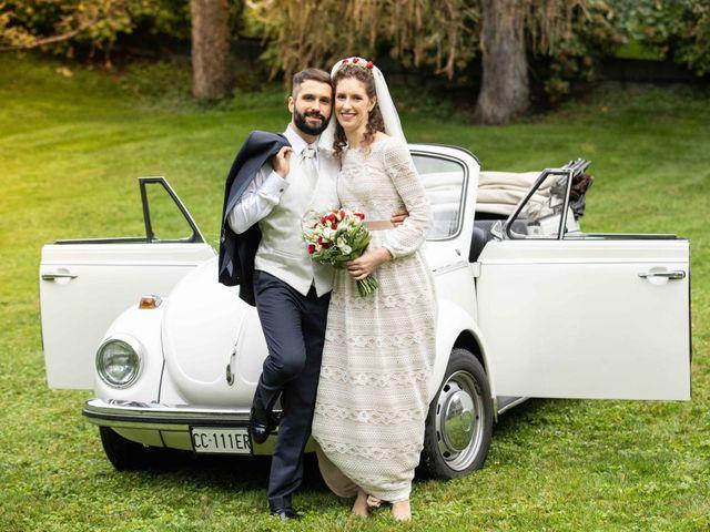Il matrimonio di Enri e Irene a Iseo, Brescia 112