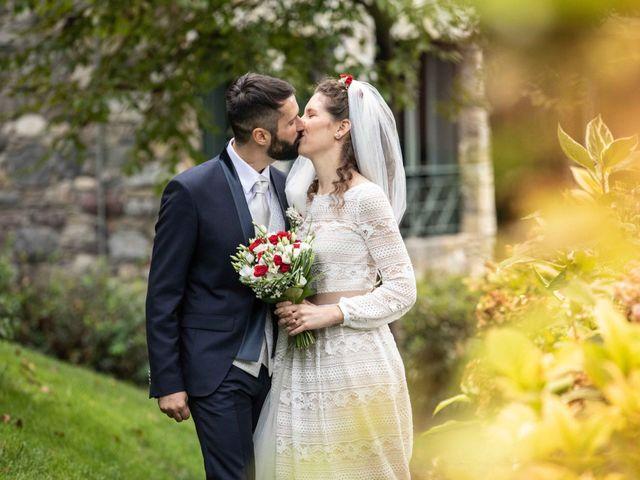 Il matrimonio di Enri e Irene a Iseo, Brescia 115