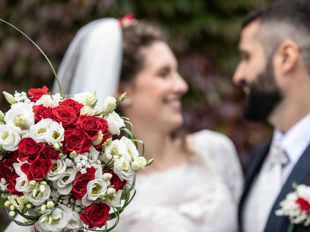Il matrimonio di Enri e Irene a Iseo, Brescia 116