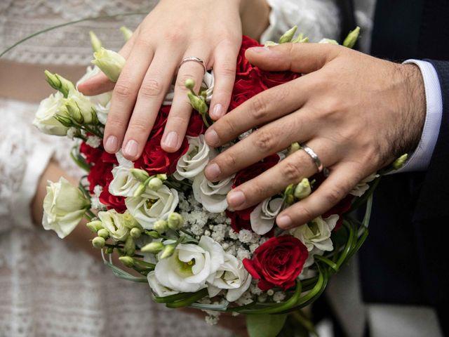 Il matrimonio di Enri e Irene a Iseo, Brescia 121
