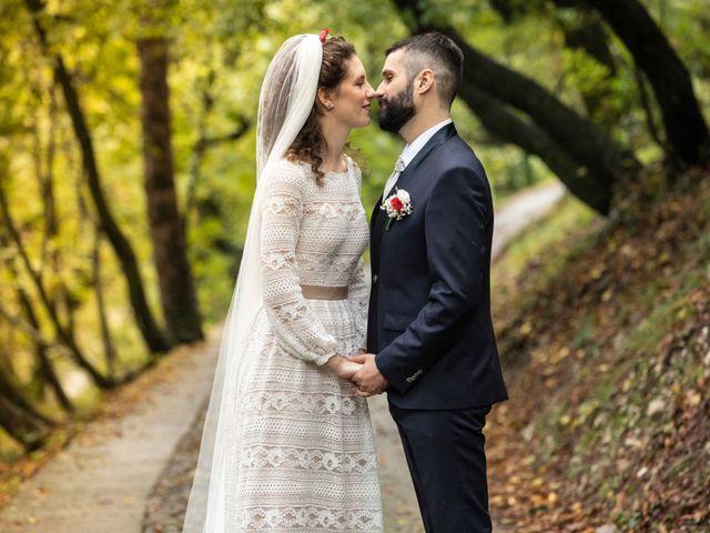 Il matrimonio di Enri e Irene a Iseo, Brescia 123