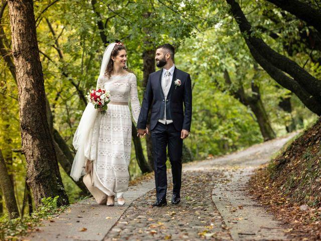 Il matrimonio di Enri e Irene a Iseo, Brescia 124