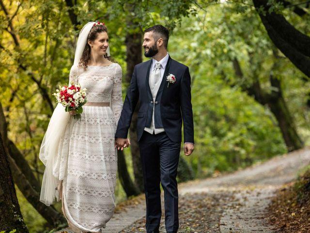 Il matrimonio di Enri e Irene a Iseo, Brescia 125