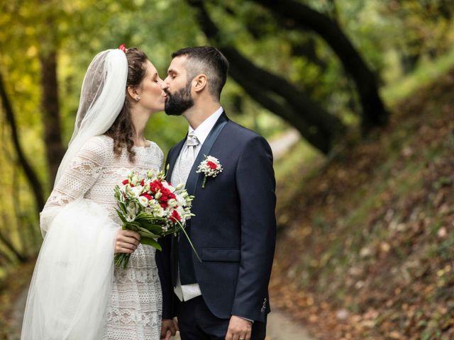 Il matrimonio di Enri e Irene a Iseo, Brescia 126