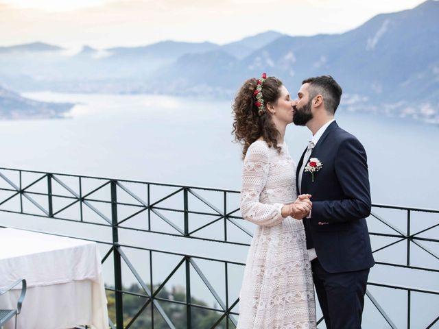 Il matrimonio di Enri e Irene a Iseo, Brescia 136