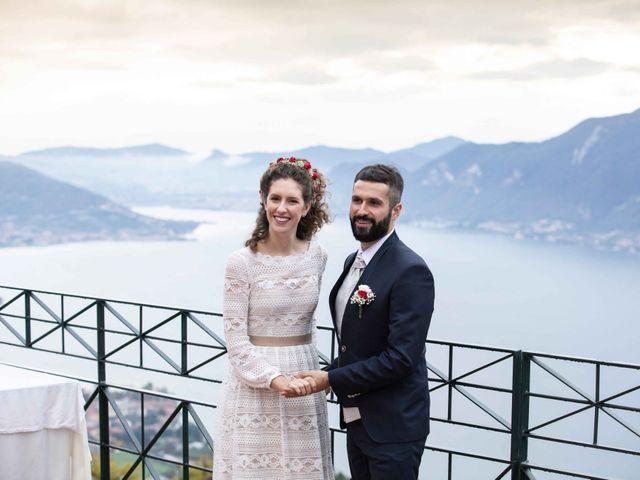Il matrimonio di Enri e Irene a Iseo, Brescia 137