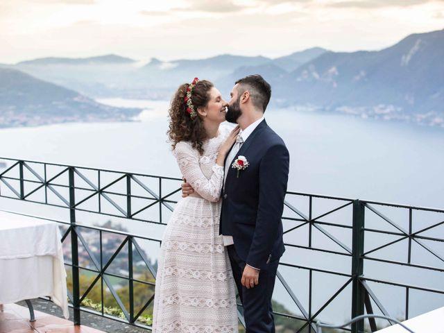 Il matrimonio di Enri e Irene a Iseo, Brescia 139