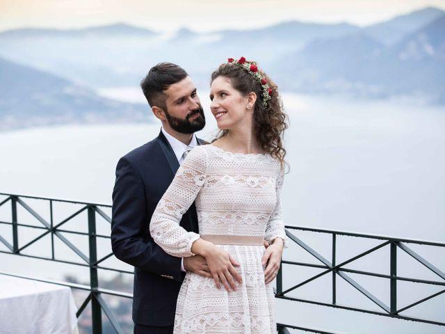 Il matrimonio di Enri e Irene a Iseo, Brescia 140