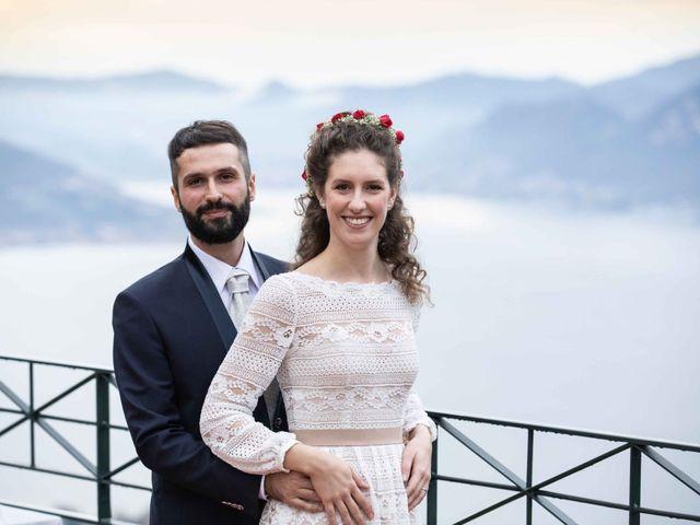 Il matrimonio di Enri e Irene a Iseo, Brescia 141