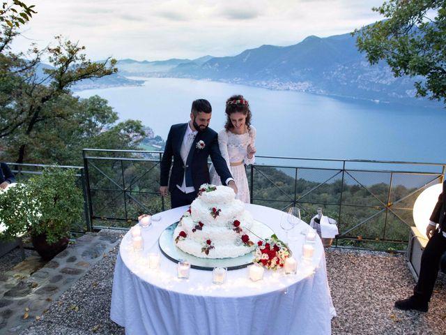 Il matrimonio di Enri e Irene a Iseo, Brescia 153