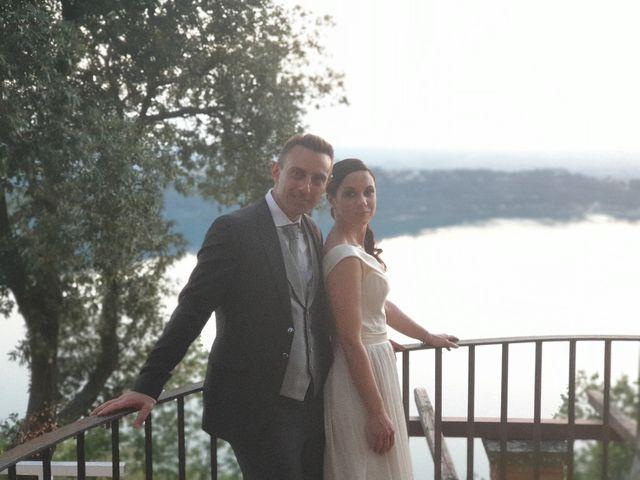 Le nozze di Davide e Linda