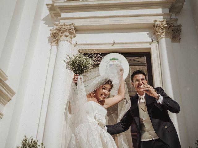 Le nozze di Alessia e Gianmaria