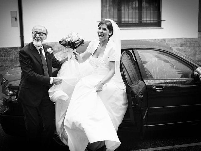 Il matrimonio di Maurizio e Ilaria a Legnano, Milano 20