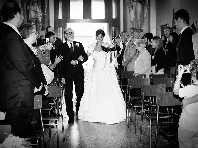 Il matrimonio di Maurizio e Ilaria a Legnano, Milano 23